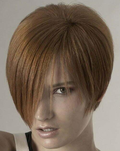 Tremendous Short Bob Haircuts For Women 2012 2013 Short Hairstyles 2016 Hairstyles For Women Draintrainus
