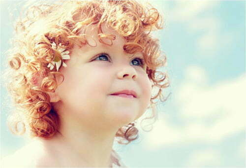 Haircuts for curly hair for little girls
