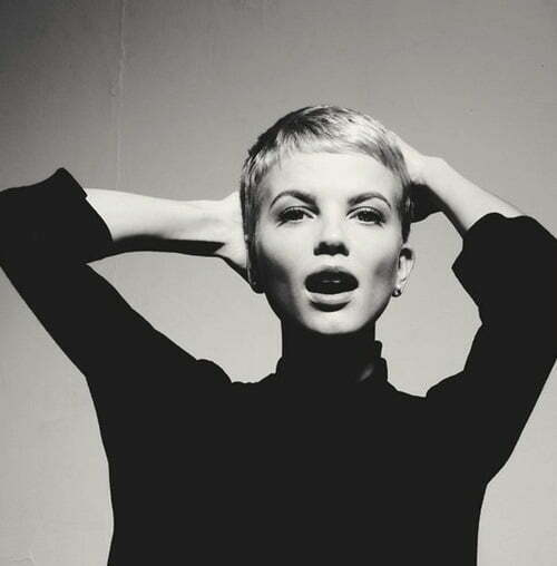 Latest fashion pixie haircut for women 2012