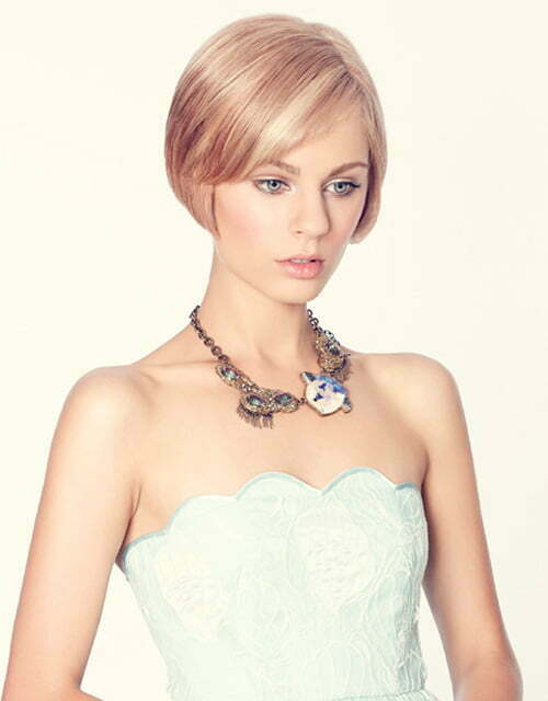 Pictures of cute short bob haircuts