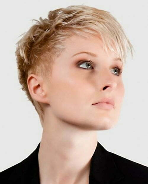 Best pixie crop haircut 2012