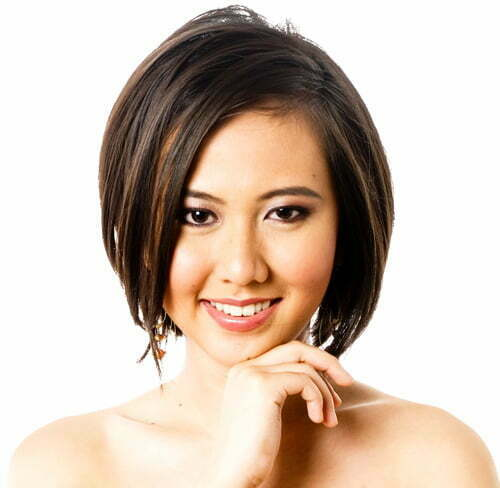 Asian hairstyles for girls with short hair