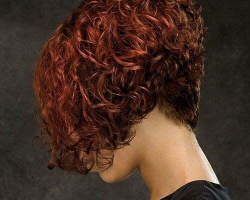 Best haircut short curly brown hair