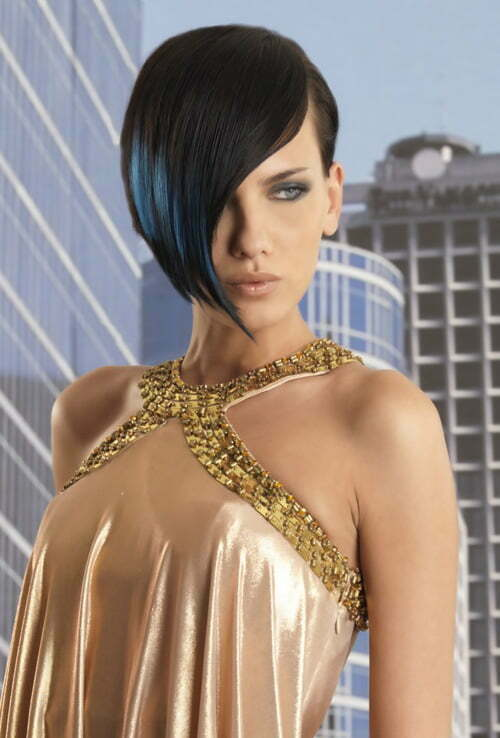 Best short hairstyles for oval shaped face