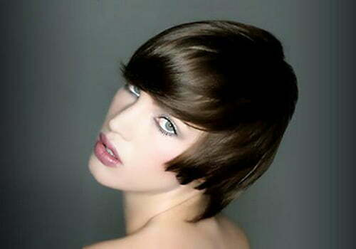 2012 trendy short bob cuts