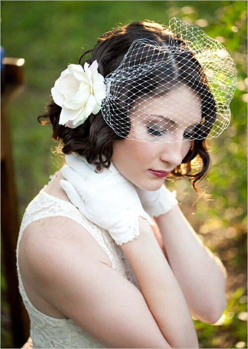 Fine 25 Best Wedding Hairstyles For Short Hair 2012 2013 Short Short Hairstyles Gunalazisus