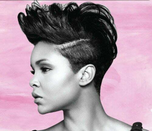 Sensational Short Haircuts For Black Women 2012 2013 Short Hairstyles 2016 Hairstyles For Women Draintrainus