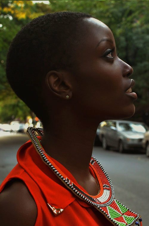 Short black women haircuts