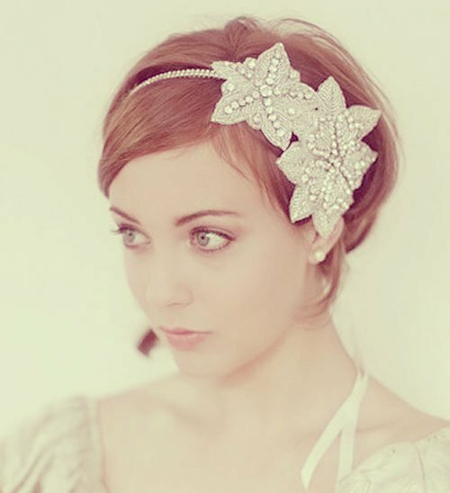Wedding Hairstyles Short: Top 25 Short Wedding Hairstyles