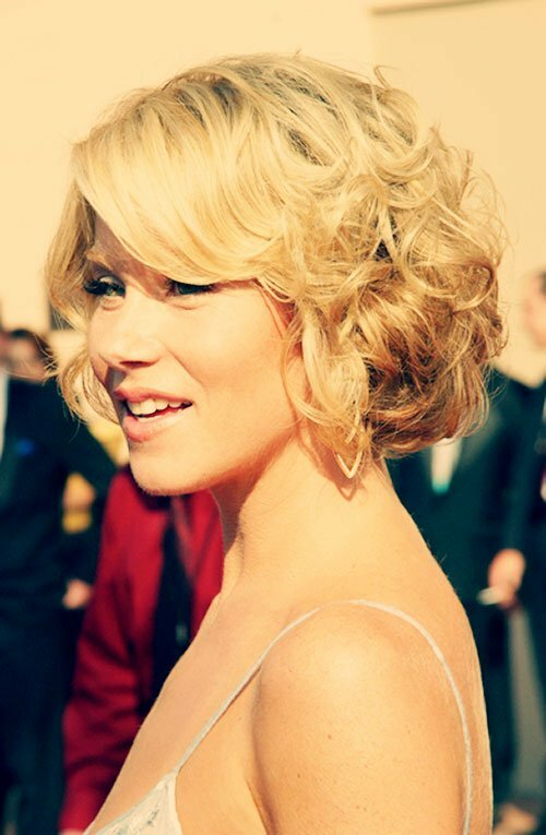 30 Best Short Curly Hairstyles 2012