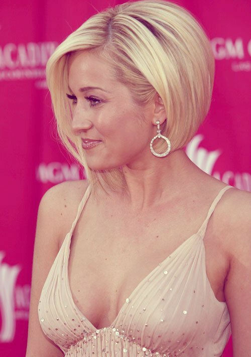 Kellie Pickler short bob haircuts