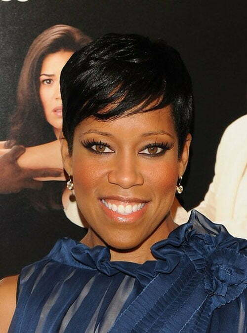 30 Beautiful Short Haircuts Black Females
