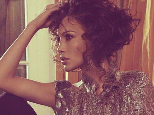 Terrific 30 Best Short Curly Hairstyles 2012 2013 Short Hairstyles 2016 Hairstyles For Women Draintrainus