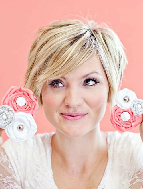 Cute Hairstyles For Short Hair Free Hairstyles