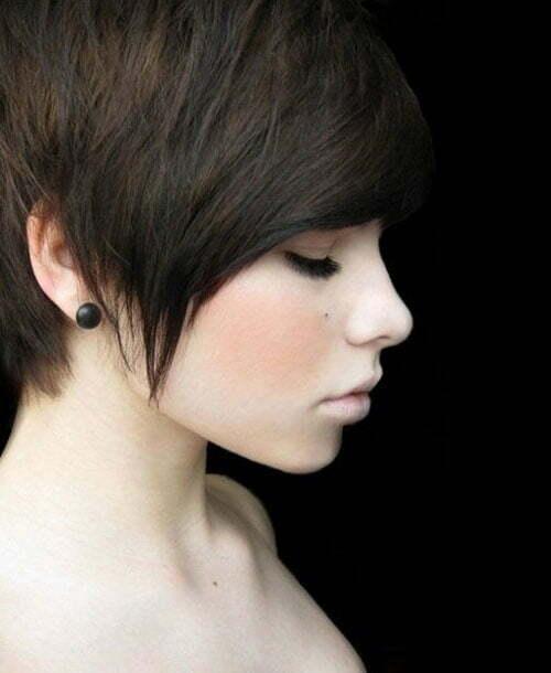 Cute short pixie haircuts 2013