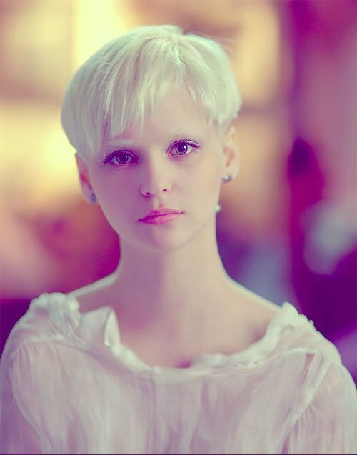 Long pixie haircut for girls
