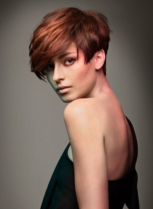 Short Hair Color Ideas Pictures Short Hairstyles 2017 2018