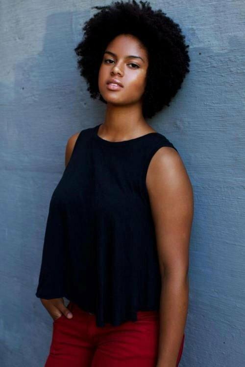 Black Girl Hairstyles For Teens: 20 Best Short Hairstyles For Black Women