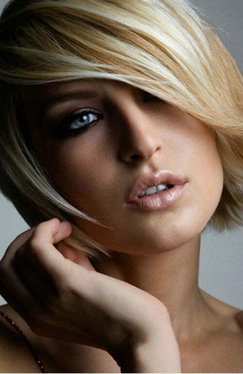 15 Best Short Blonde Hairstyles 2012 - 2013