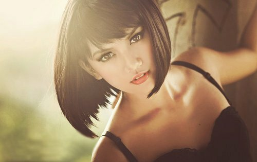 Bob haircuts for women with bangs