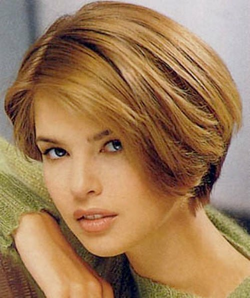 Women Short Bob Hairstyles