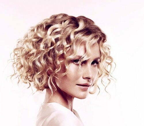 Curly bob hairstyles for women 2013