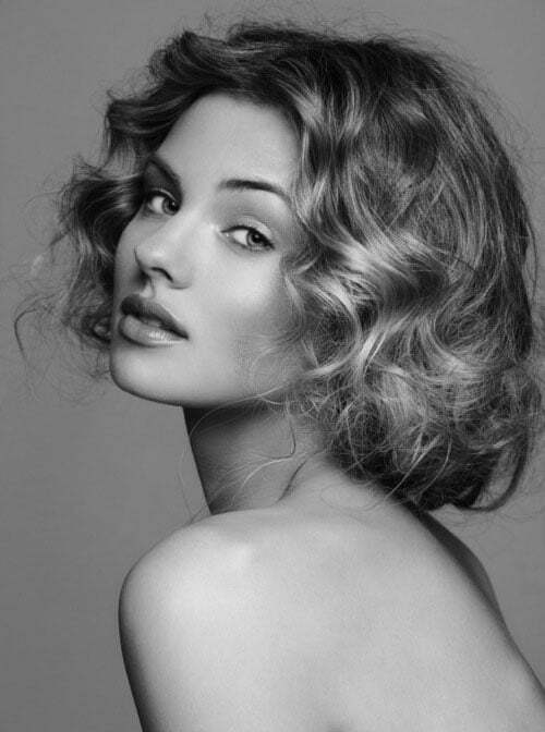 Surprising 30 Best Short Curly Hairstyles 2012 2013 Short Hairstyles 2016 Short Hairstyles Gunalazisus