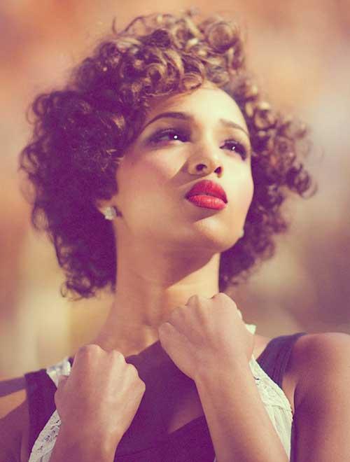 Sensational 20 Best Short Hairstyles For Black Women Short Hairstyles 2016 Hairstyles For Men Maxibearus