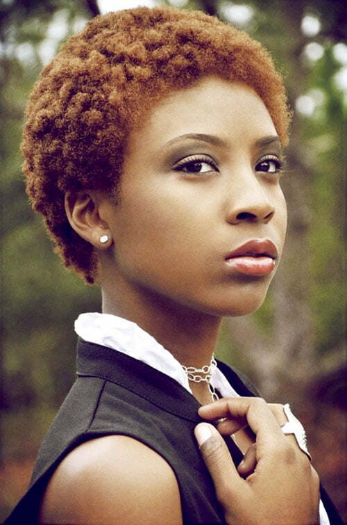 Tremendous 20 Best Short Hairstyles For Black Women Short Hairstyles 2016 Hairstyles For Women Draintrainus
