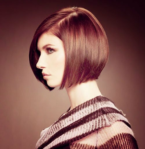 Short bob hairstyles for women 2013