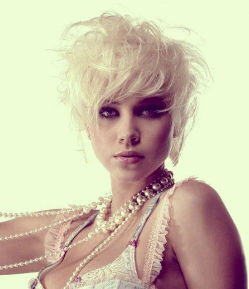 Fantastic 15 Best Short Blonde Hairstyles 2012 2013 Short Hairstyles Hairstyles For Men Maxibearus