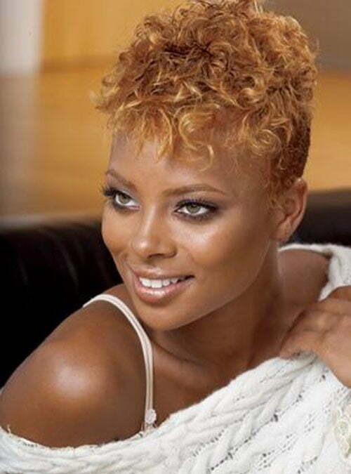 Short Haircuts for Black Women Natural Hair