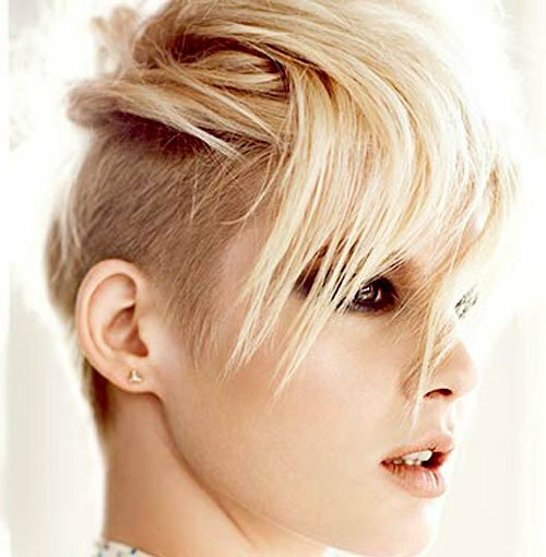 Best Short Haircuts 2015