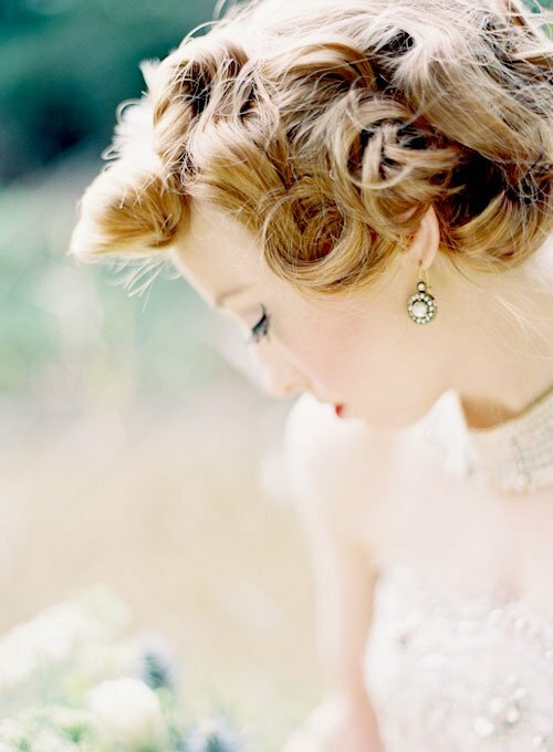 Hairstyles for summer weddings 2013
