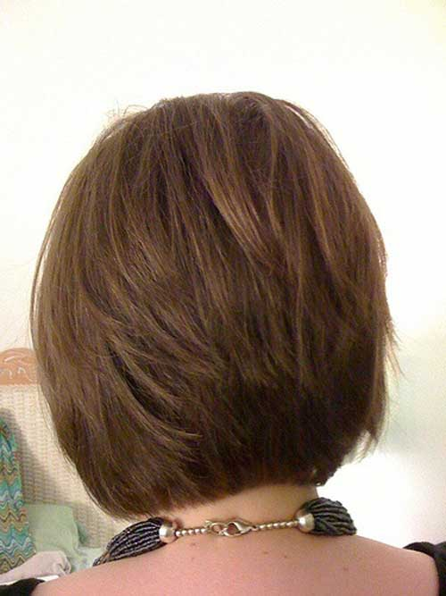 Tapered bob hairstyle is one the cutest in all the bob hairstyles as