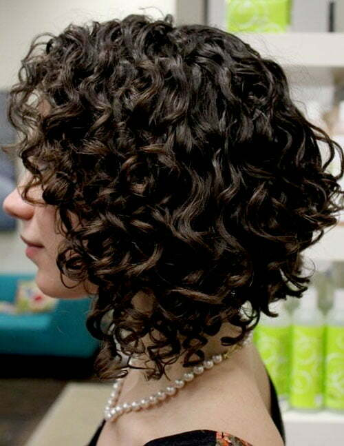 Bob Cut Hairstyles For Curly Hair Hairstyles
