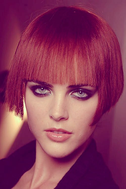 Trendy Red Hair Color Ideas...