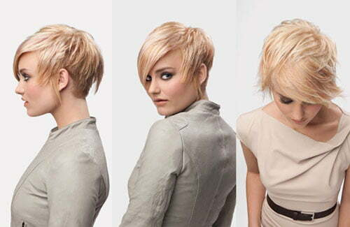 Short hair color trends fall 2013