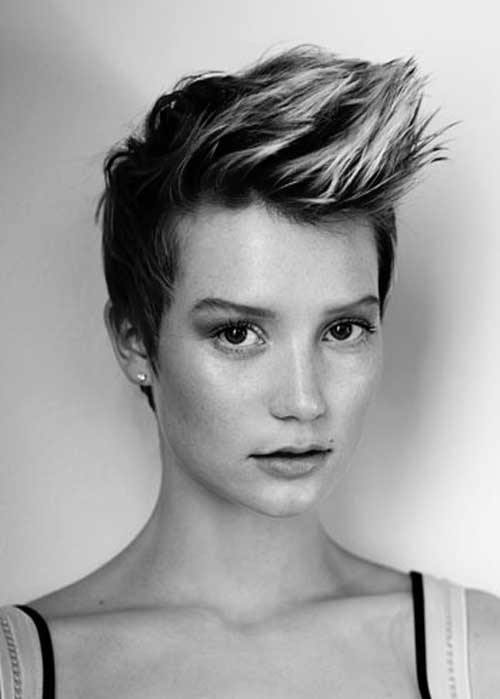 Surprising Trendy Short Hairstyles For Women Short Hairstyles 2016 2017 Short Hairstyles Gunalazisus