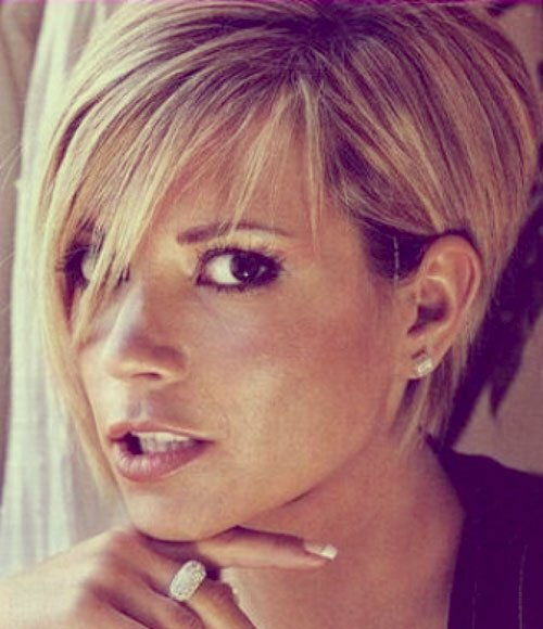 Short sexy haircuts for women