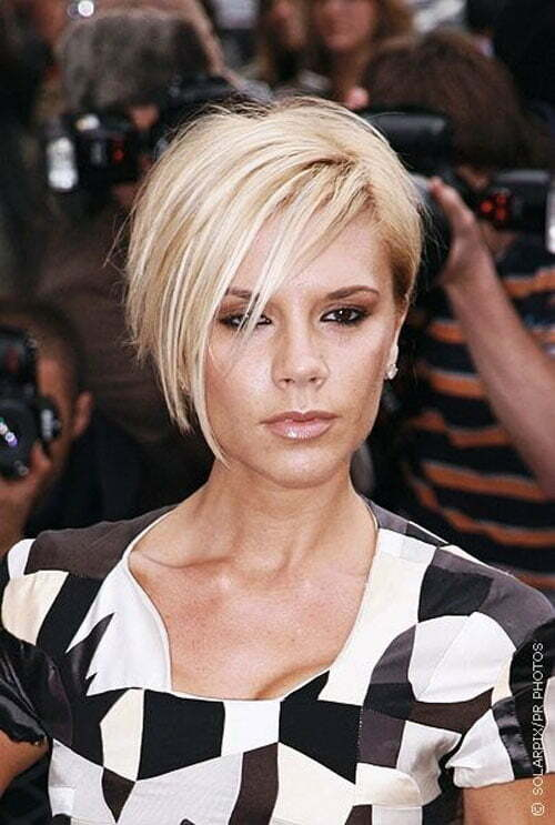 Celebrity best short haircuts