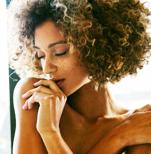 Short Natural Curly Hairstyles Black Women