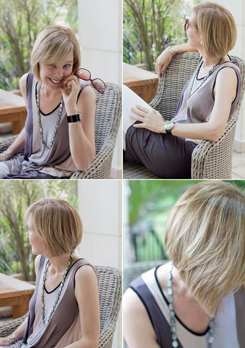 New Short Bob Hairstyles for 2013