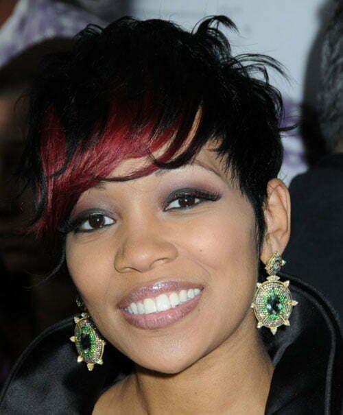 25 Short Haircuts for Black Women-10