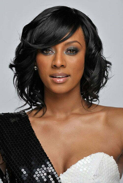 25 Short Haircuts for Black Women-8