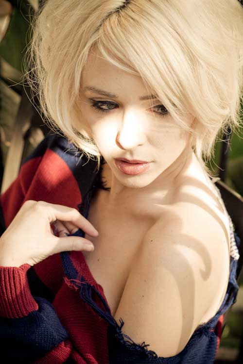35 Short Blonde Haircuts 2013-4