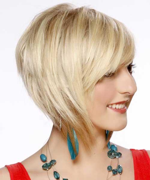 35 Short Blonde Haircuts 2013-5