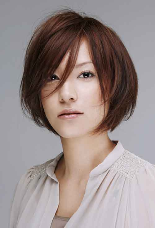 Magnificent 20 Best Asian Short Hairstyles For Women Short Hairstyles 2016 Short Hairstyles Gunalazisus