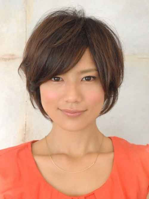 20 Best Asian Short Hairstyles For Women