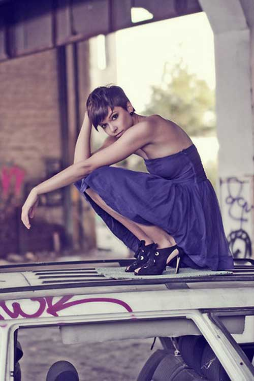 Best Pixie Cuts for 2013-12